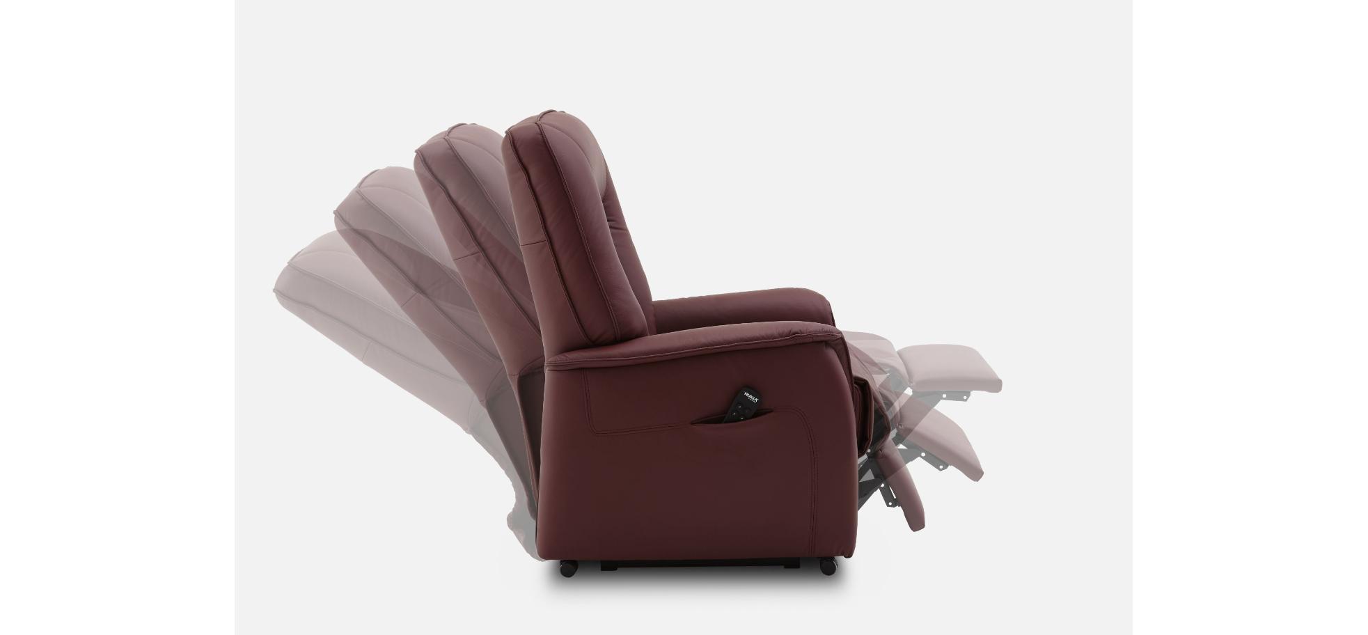 leder relaxsessel mit motor und aufstehhilfe m belhaus pohl wilhelmshaven friesland. Black Bedroom Furniture Sets. Home Design Ideas