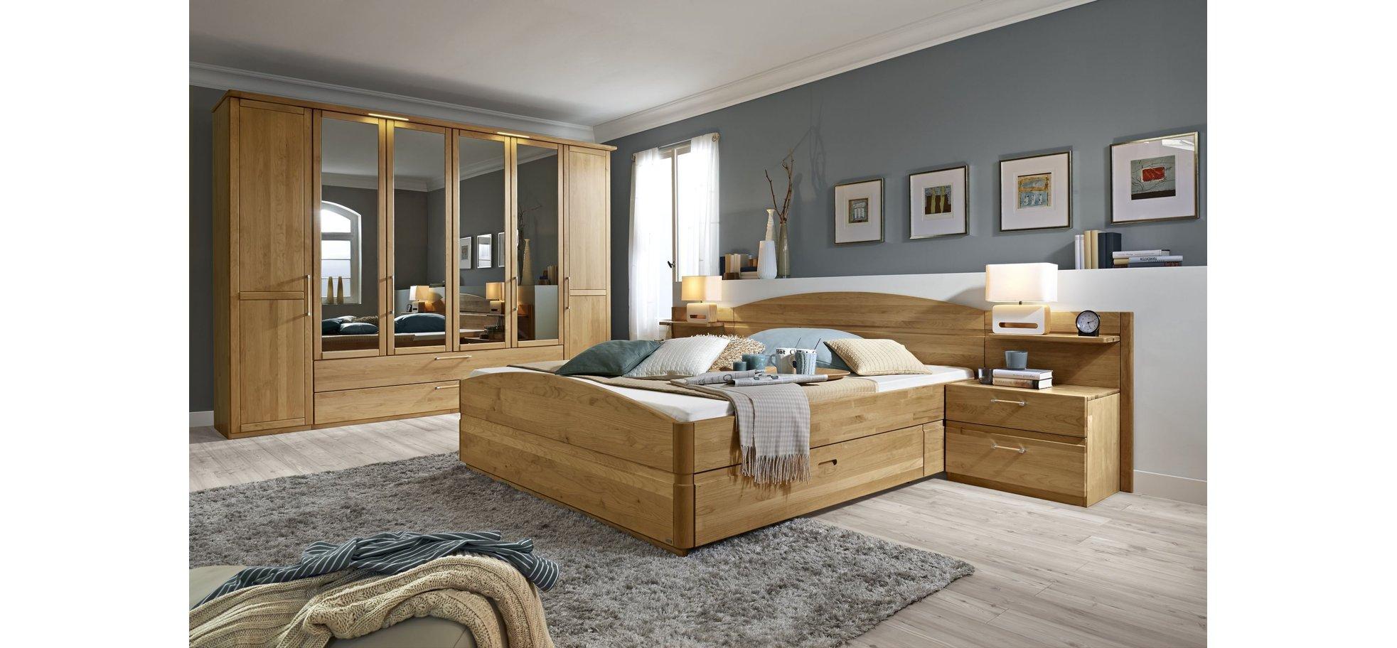 massives schlafzimmer in erle m belhaus pohl wilhelmshaven friesland m belhaus pohl gmbh. Black Bedroom Furniture Sets. Home Design Ideas
